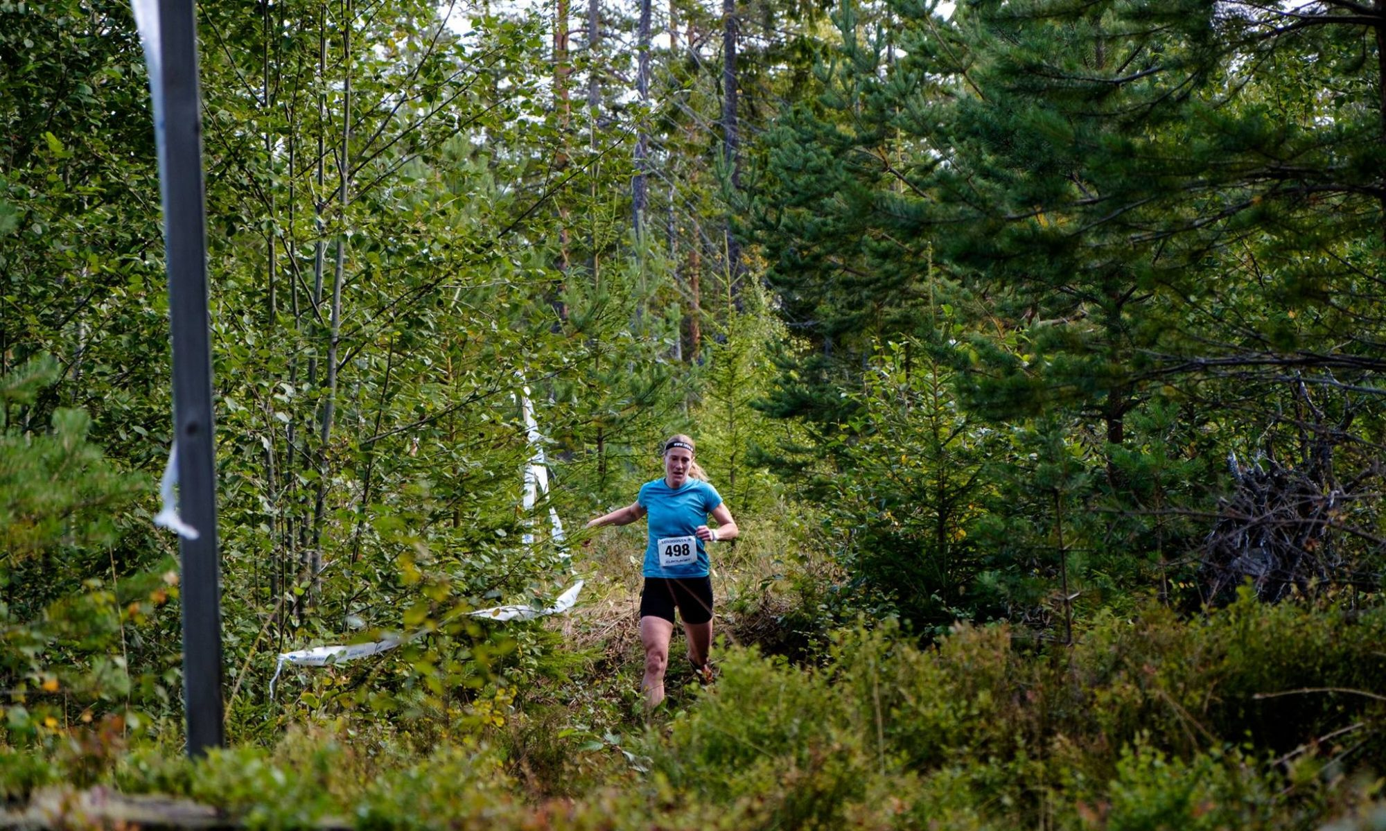 Ludvika Trailweekend 30/8-1/9 2019